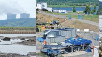 odstraňovanie sedimentov z vodnej nádrže PROGROUPE,