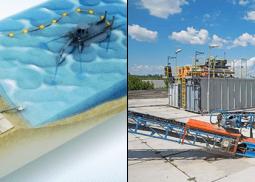 Sediment treatment dewatering technology
