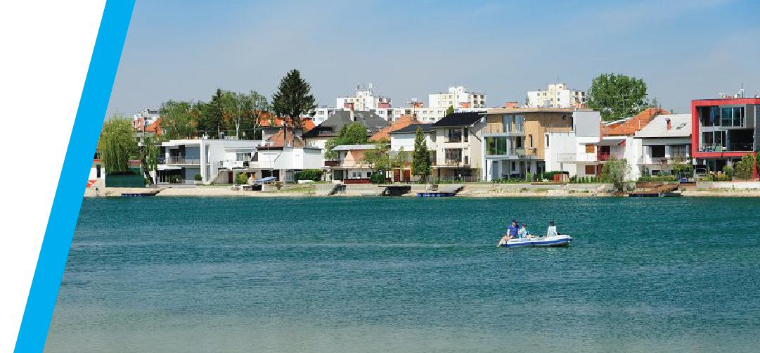Slnečné jazerá, sediment removal